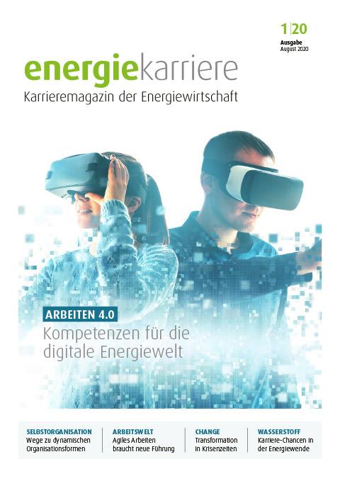 Energiekarriere Cover