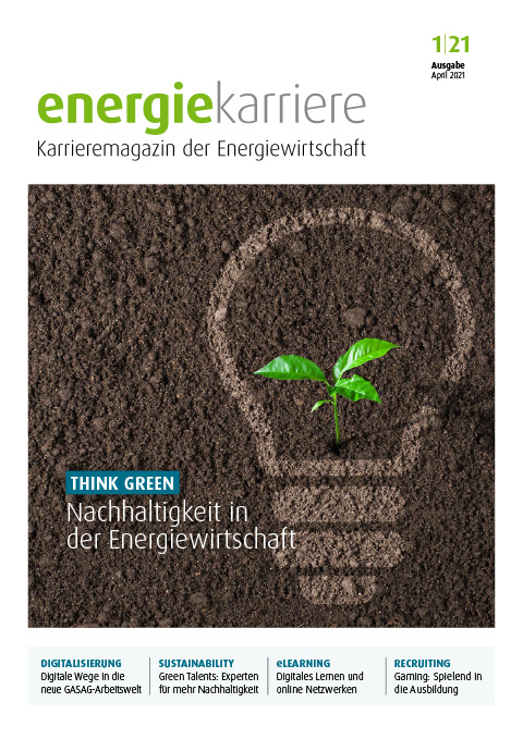 Energiekarriere Cover